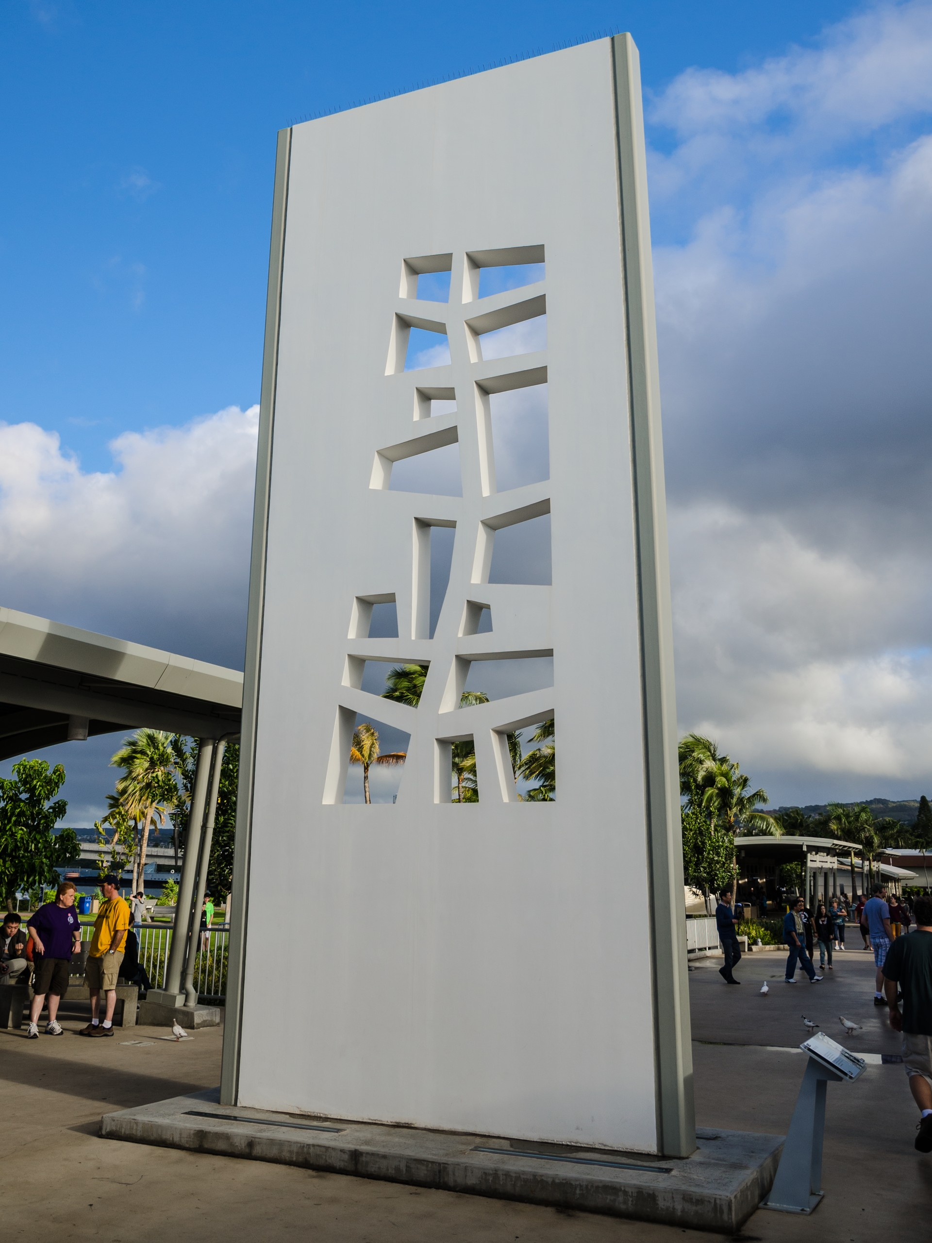 Tree of Life in Pearl Harbor